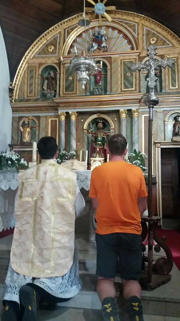 Camino de Santiago (dzień jedenasty)