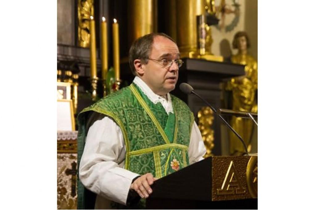 Ks. Wojciech P. Grygiel